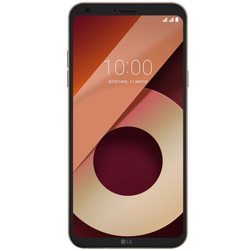 Телефон LG M700 Q6a Black Gold