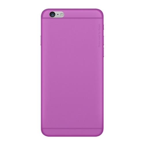 Накладка пластиковая Deppa Sky Case iPhone 6 0.4mm Violet