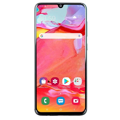 Телефон Samsung A705F/DS Galaxy A70 128Gb Black фото
