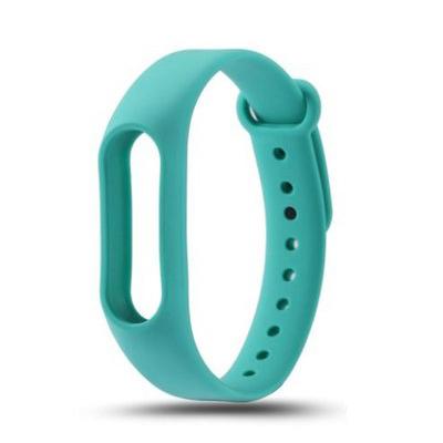Ремешок для фитнес-браслета Xiaomi Mi Band 2 Turquoise