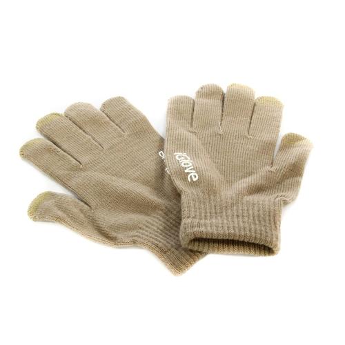 Перчатки iGlove для сенсорных устройств Brown