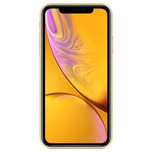 Телефон Apple iPhone XR 128Gb Yellow фото
