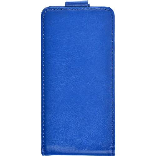 Чехол-флип skinBox ZTE V815W Blue