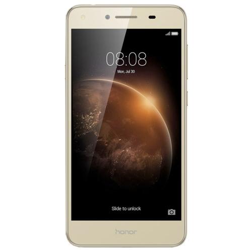 Телефон Honor 5A (LYO-L21) Gold фото