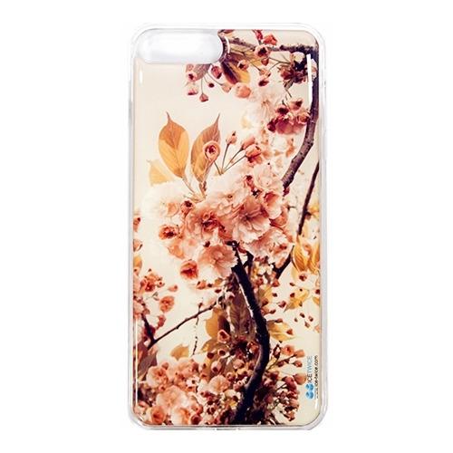 Накладка силиконовая IceTwice iPhone 7 Plus Цветущее Дерево №411
