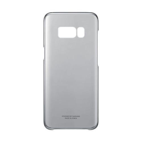 Накладка пластиковая Samsung Clear Galaxy S8 (EF-QG950CBEGRU) Black
