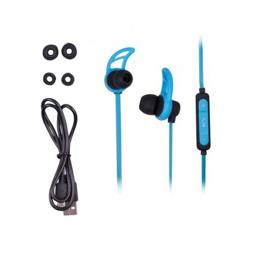 Bluetooth стереогарнитура Ritmix RH-400BTH Blue