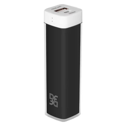 Внешний аккумулятор DF POWER-01 2200 mAh Black фото 2