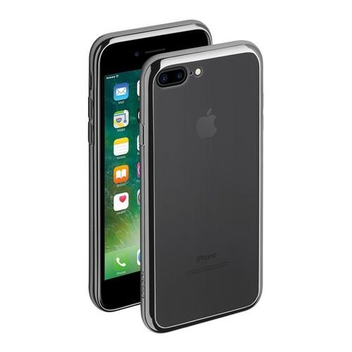 Накладка силиконовая Deppa Gel Plus Case iPhone 7 Plus Graphite