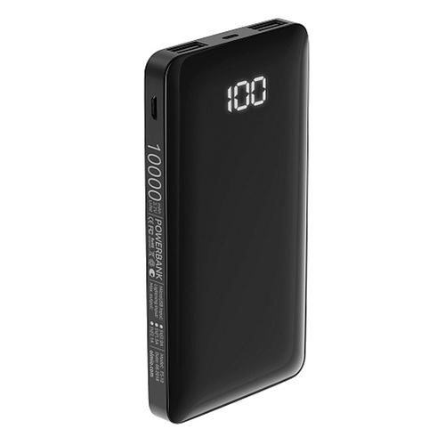 Внешний аккумулятор Olmio FS-10 10000mAh Black