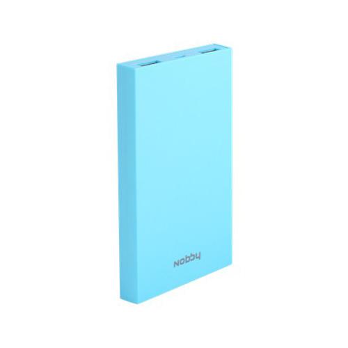 Внешний аккумулятор Nobby Practic 029-001 8000 mAh Azure