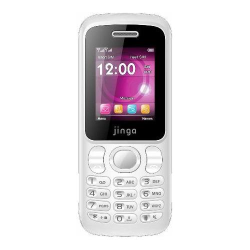 Телефон Jinga Simple F115 White