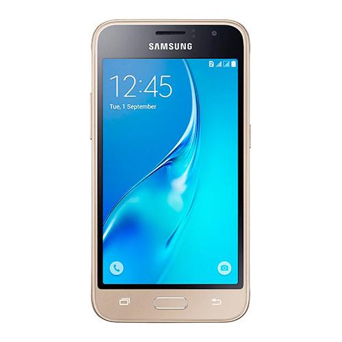 Телефон Samsung J120F/DS Galaxy J1 (2016) Gold