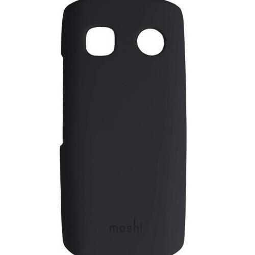 Накладка пластиковая Moshi Nokia 500 чёрная