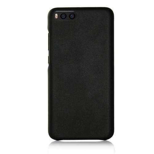 Накладка кожаная G-Case Slim Premium для Xiaomi Mi Note 3 Black