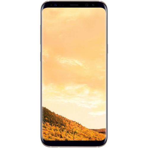 Телефон Samsung G955FD Galaxy S8 Plus Maple Gold