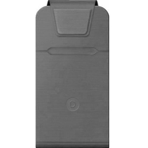"""Чехол-флип Deppa Flip Fold S универсальный (3.5""""-4.3"""") Grey"""