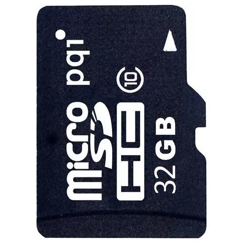 Карта памяти на 32 Гб PQI microSD (class 10)