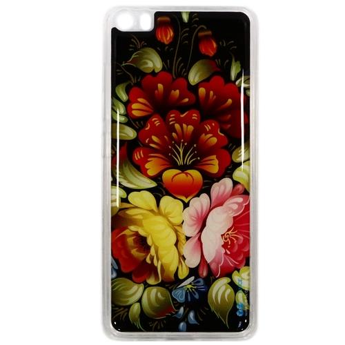 Накладка силиконовая IceTwice Xiaomi Mi5 Хохлома №305