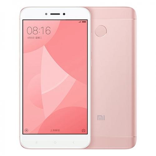 Смартфон Xiaomi Redmi 4X 32Gb Ram 3Gb, розовый