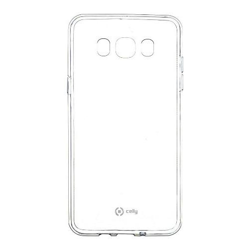 Накладка силиконовая Celly Gelskin Samsung Galaxy J1 (2016) Clear