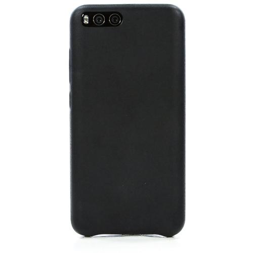 Накладка кожаная G-Case Slim Premium для Xiaomi Mi6 Black