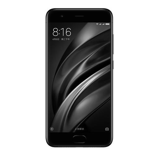 Телефон Xiaomi MI6 128Gb, Black