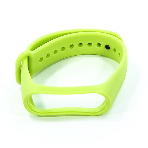 Ремешок Goodcom для фитнес-браслета Xiaomi Mi Band 3 Light Green