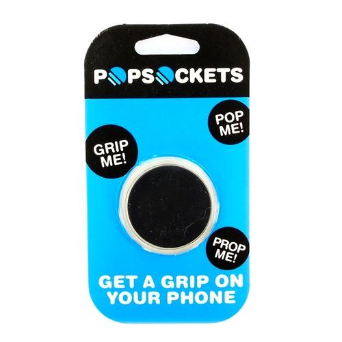 Держатель Goodcom для смартфонов PopSocket Black