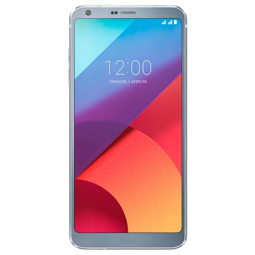 Телефон LG H870DS G6 Platinum