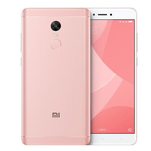 Телефон Xiaomi Redmi Note 4X 64Gb Pink фото