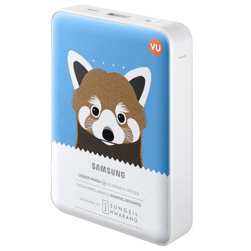 Внешний аккумулятор Samsung EB-PG850BCRGRU 8400mAh Lesser Panda
