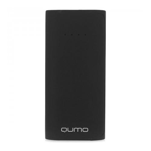 Внешний аккумулятор Qumo PowerAid 5200 mAh Black