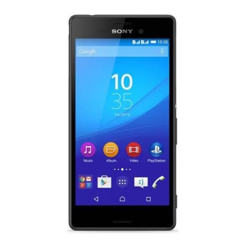Телефон Sony E2312 Xperia M4 Aqua Dual Black