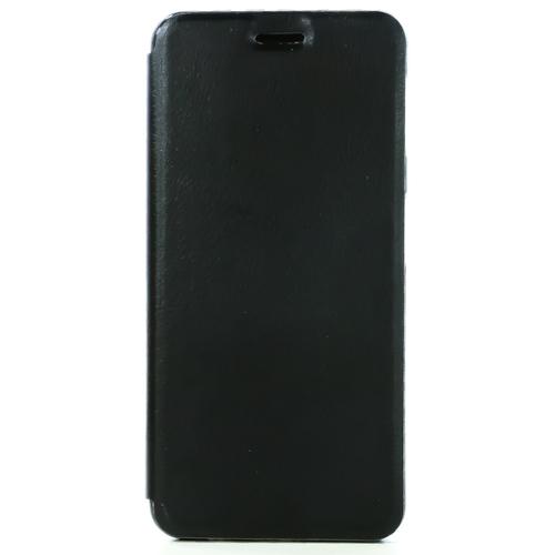 Чехол-книжка Gresso Атлант Samsung Galaxy A7 (2018) Black фото