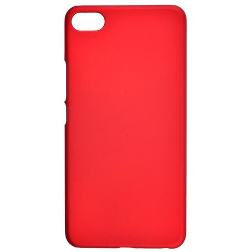 Накладка пластиковая skinBox Shield Meizu U20 Red