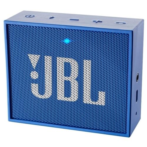 Колонка JBL GO Bluetooth Blue