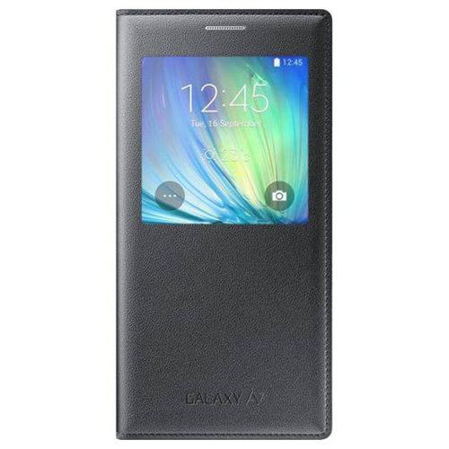 Чехол-книжка Samsung S View Galaxy A7 (EF-CA700BCEGRU) Black