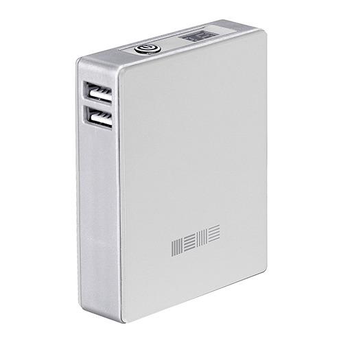 Внешний аккумулятор InterStep PB78002U 7800 mAh White
