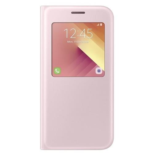 Чехол - книжка Samsung S View Galaxy A5 (2017) (EF-CA520PPEGRU) Pink
