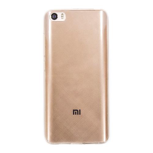 Накладка силиконовая Goodcom Ultra slim Xiaomi MI5 Black