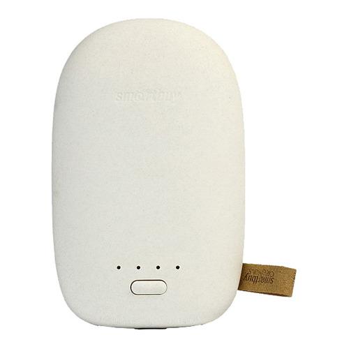 Внешний аккумулятор SmartBuy Golem 2USB 5200 mAh (SBPB-9910) White