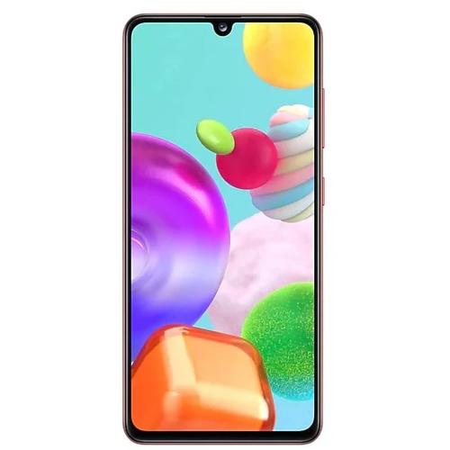 Телефон Samsung A415F/DS Galaxy A41 64Gb Red фото